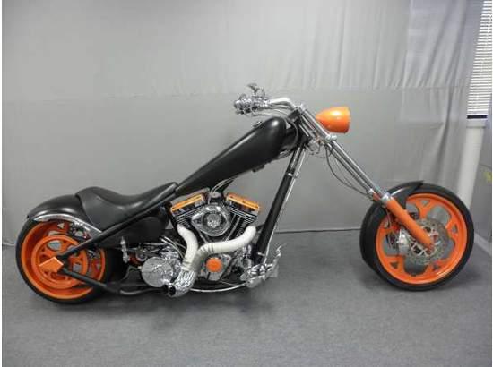 2004 American Ironhorse Lsc Chopper Custom In Garden City