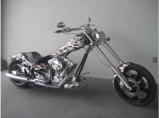 2007 American Ironhorse Texas Chopper Custom In Selma Tx
