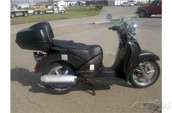 Check Engine Size By Vin Number >> 2005 Aprilia Scarabeo 150,Custom in Evansville, IN 47715 ...