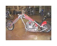 2005 Big Bear Choppers Badass