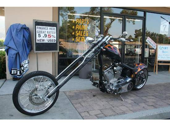 2007 Big Bear Choppers Merc Softail Chopper 99633642 thumbnail11