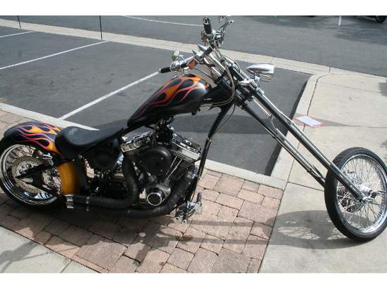 2007 Big Bear Choppers Merc Softail Chopper 99633642 thumbnail4