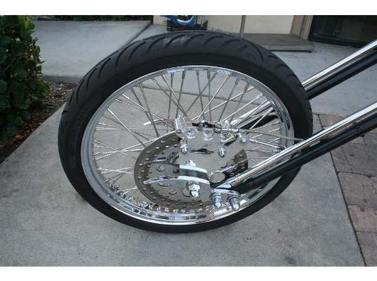 2007 Big Bear Choppers Merc Softail Chopper 99633642 thumbnail9