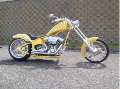 2004 Big Dog Motorcycles Chopper
