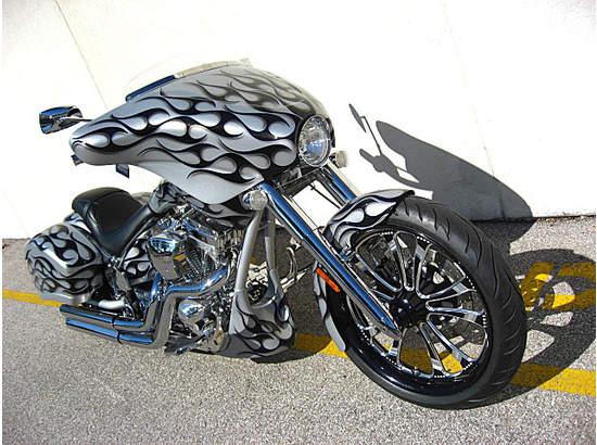 2010 Big Dog Motorcycles Bulldog,Custom in Maryland ...