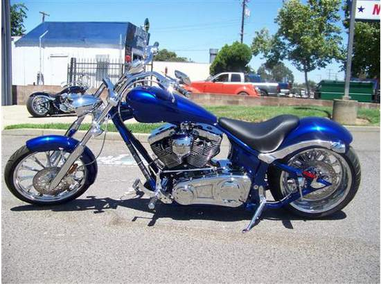 2009 Big Dog Motorcycles Coyote Custom In Citrus Heights