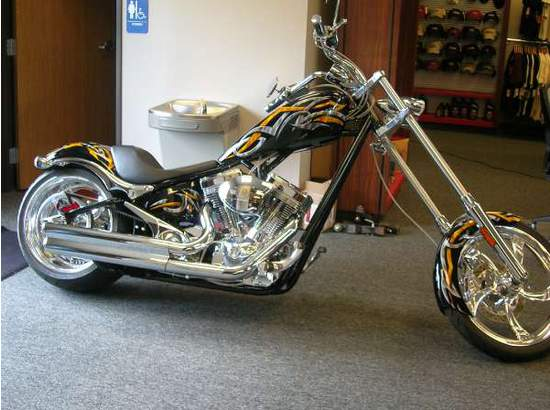 How To Read Tire Size >> 2010 Big Dog Motorcycles K-9,Custom in Livonia, MI 48150