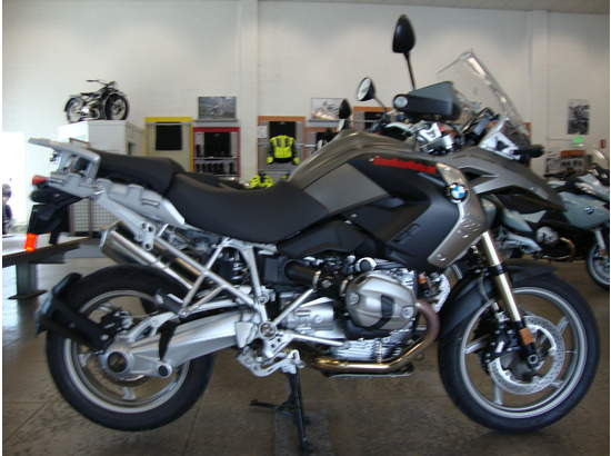 2010 Bmw R 1200 Gs Custom In Pomona Ca 91766 8005 R