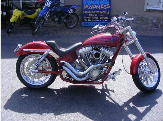 2002 big dog motorcycles pro sport custom in lafayette nj. Black Bedroom Furniture Sets. Home Design Ideas