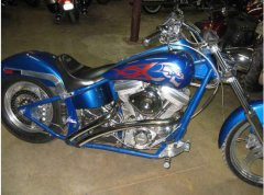 2001 Big Dog Motorcycles Pitbull