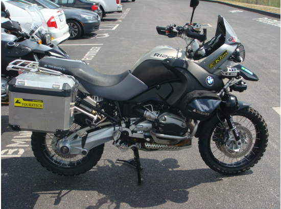 2009 Bmw R 1200 Gs Adventure Custom In St Louis Mo 63114