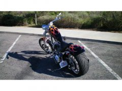 2003 Big Dog Motorcycles Chopper