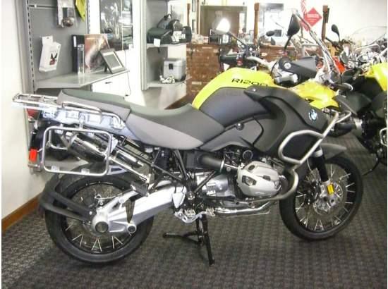 2010 Bmw R1200gsa Custom In Hollywood Ca 90038 8093 R