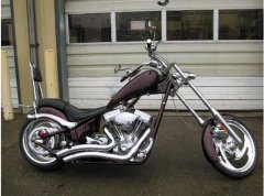 2006 Big Dog Motorcycles Chopper