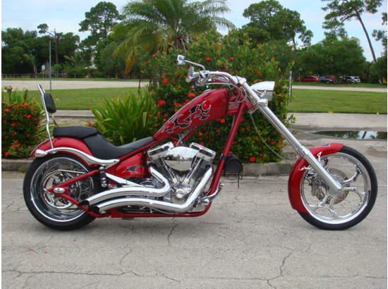 2008 Big Dog Motorcycles K9 300 Custom In Fort Myers Fl