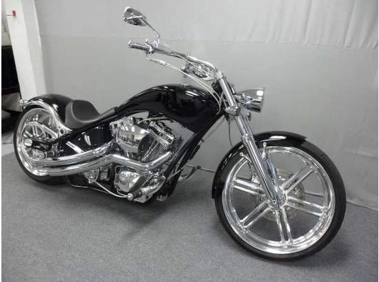 Check Engine Size By Vin Number >> 2008 Big Dog Motorcycles Pitbull,Custom in Garden City, GA ...