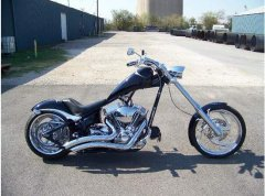 2005 Big Dog Motorcycles Chopper
