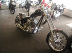 2003 Big Dog Motorcycles Ridgeback
