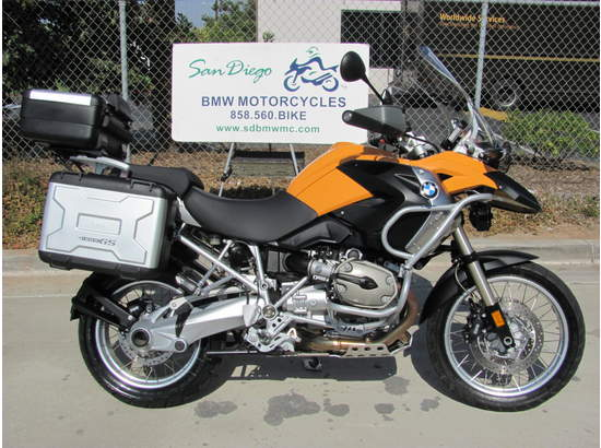 San Diego Motorcycle >> 2008 Bmw R1200gs,Custom in San Diego, CA 92123 - 8012 - R 1200 Gs - Motorcycles-bike.com