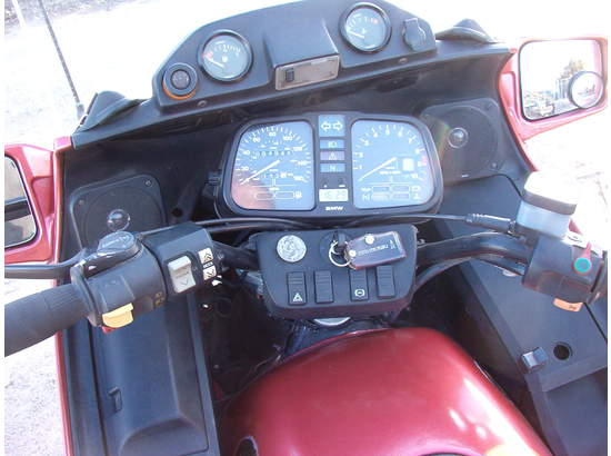 1990 bmw k 100 lt custom in 8203 k 100 lt motorcycles. Black Bedroom Furniture Sets. Home Design Ideas