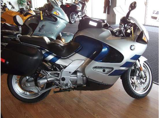 2001 bmw k 1200 rs custom in indianapolis in 46222 8304. Black Bedroom Furniture Sets. Home Design Ideas