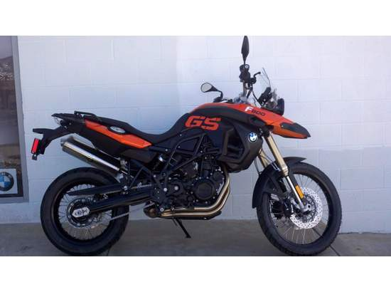 2011 Bmw F 800 Gs,Custom in San Diego, CA 92123 - 8147 - F ...