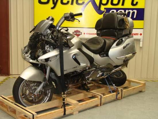 2002 Bmw K1200lt Custom In Munford Al 36268 8285 K