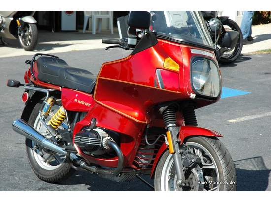 1989 Bmw R100rt Custom In Norcross Ga 30071 8523 R 100 Rt Motorcycles Bike Com