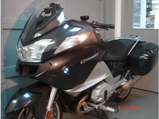 2011 BMW R1200RT LOW SEAT/SUSPENSION 100010834 thumbnail12