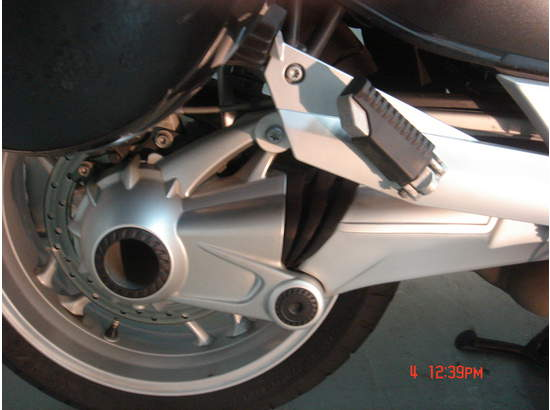 2011 BMW R1200RT LOW SEAT/SUSPENSION 100010834 thumbnail17