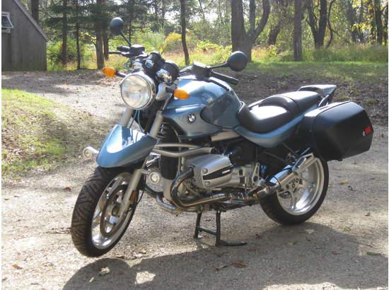 2002 Bmw R 1150 R Custom In 8620 R 1150 R Motorcycles Bike Com