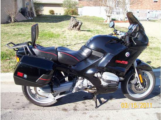 1995 bmw r 1100 rs custom in 8538 r 1100 rs. Black Bedroom Furniture Sets. Home Design Ideas