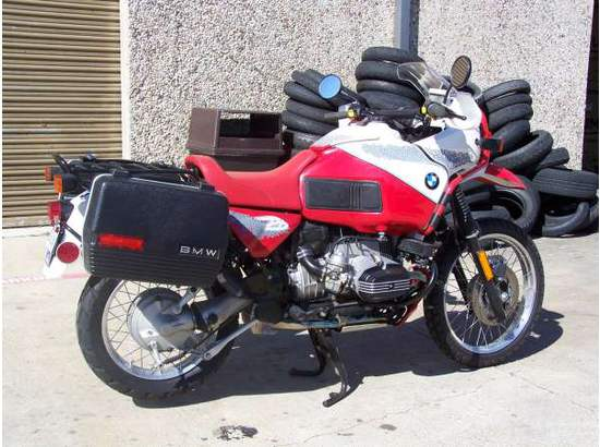 Used Bmw Motorcycles >> 1994 Bmw R100gs Pd,Custom in Plano, TX 75074 - 8511 - R 100 Gs - Motorcycles-bike.com