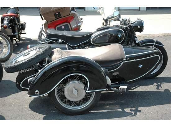 1960 Bmw Spezial Steib Custom In Norcross Ga 30071 8904 Bmw Other Motorcycles Bike Com