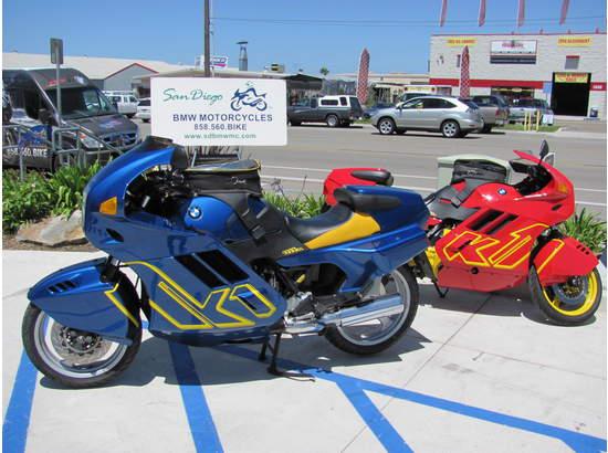Bmw Of San Diego >> 1992 Bmw K1,Custom in San Diego, CA 92123 - 8492 - K 1 - Motorcycles-bike.com