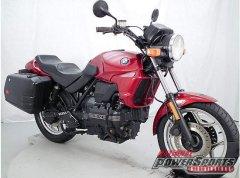 1993 Bmw K75 750