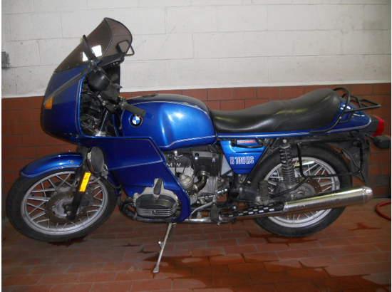 1984 Bmw R100rs,Custom in Albuquerque, NM 87109 - 8515 - R ...