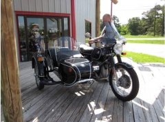 1976 Bmw R90/6 With Sidecar