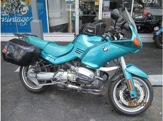1994 Bmw R1100rs Custom In South Houston Tx 77587 8540 R 1100