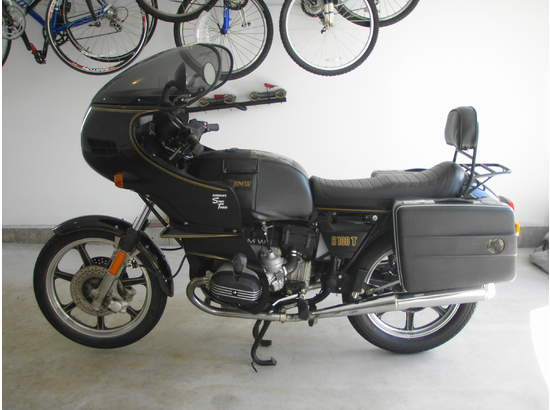 1980 Bmw R 100,Custom in - 8529 - R 100 - Motorcycles-bike.com