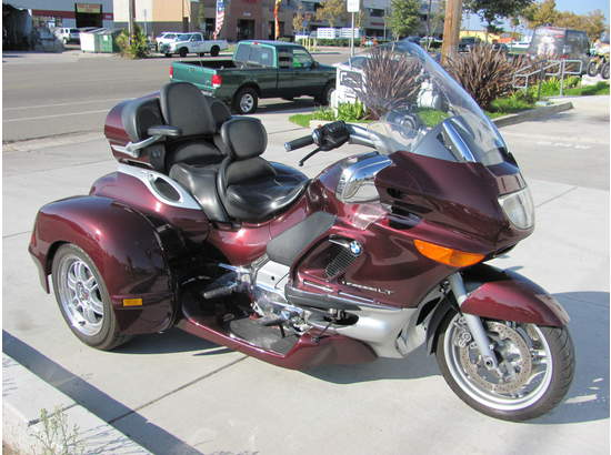 2000 Bmw Hannigan Trike K1200lt,Custom in San Diego, CA ...