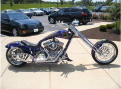 2010 Bourget Fat Daddy Chopper