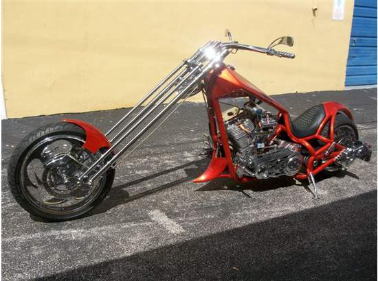 2005 BOURGET RETRO CHOPPER 100119795 thumbnail1