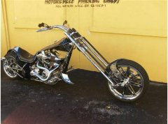2010 Bourget Retro 330 Chopper