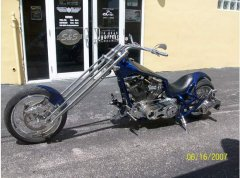 2004 Bourget Retro Chopper