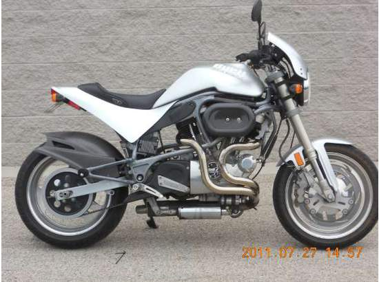 1997 Buell S1,Custom in Big Bend, WI 53103 - 9356 - S1 Lightning - Motorcycles-bike.com
