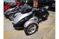 2008 Can-Am Spyder Sm5