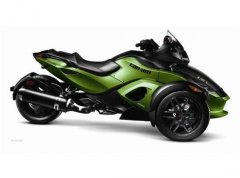 2012 Can-Am Spyder153 Rs-S Sm5