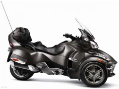 2012 Can-Am Spyder153 Rt-S Sm5