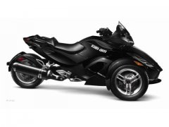 2012 Can-Am Spyder153 Rs Sm5